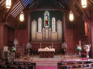 eureka christ church
