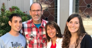 Elliot, Ken, Marita, and Madeline Musante
