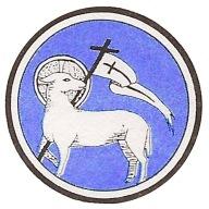Blue Lamb Logo