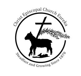 Christ Church 150 logo
