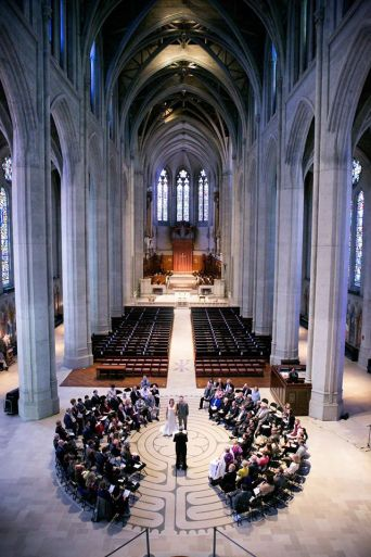 Daniel and Ashley wedding at Grace Cathedral