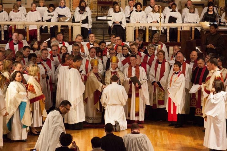Ordination of Fr. Daniel by Bishop Mary Glasspool